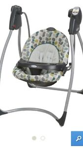 Graco lovin hug swing