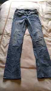 Silver Suki mid baby boot Jeans - Light Wash - size 26