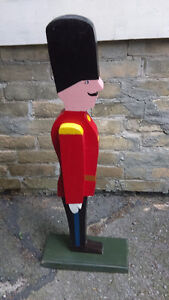 Wooden soldier London Ontario image 1