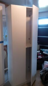 Storage cabinets 5 pcs or seperately