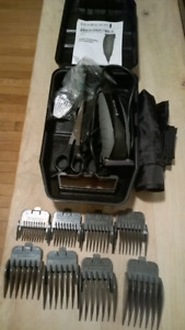 Remington hair trimmer set