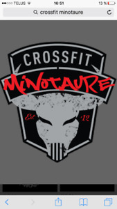"Abonnement ""punch card"" crossfit minotaure"