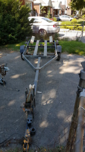 15foot boat trailer in great condition