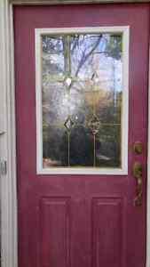 Window Insert for Door Peterborough Peterborough Area image 1