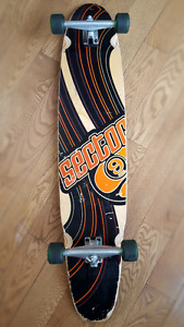 Longboard, Sector 9, Preloved