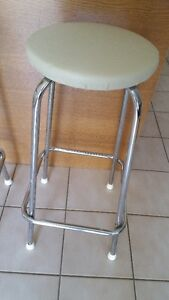 Vintage 1960's Bar /Office 3 Chairs – Excellent Condition