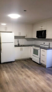 New 1 Bed Basement Suite in Clayton