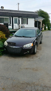 Chrysler Sebring 2004 2.7L