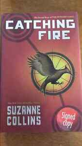 The hunger game series first edition (5)