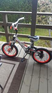 kids bikes/helmet/stroller