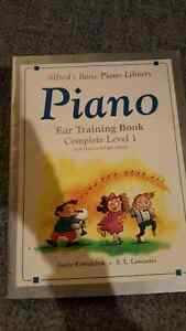 Alfred's Basic Piano Library Level 1 Ear Training Book Kingston Kingston Area image 1