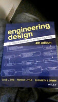 engineering design - A PROJECT-BASED INTRODUCTION 4th edition