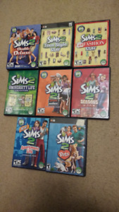 The Sims 2: Double Deluxe PC + Teen Style + H&M Expansion Packs