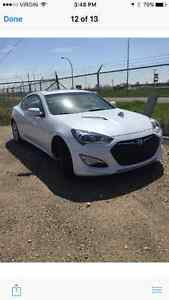 2014 Hyundai Genesis Coupe (2 door)