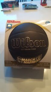 Wilson Basketball Brand New - march of madness