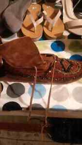 House of Harlow moccasin shoes Cambridge Kitchener Area image 3