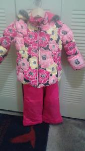 Girl's Oshkosh snowsuit for $20