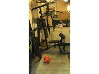 New multi gym