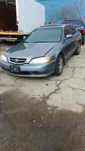 1999 2000 2001 2002 2003 ACURA TL PARTING OUT!!!!!! London Ontario image 1