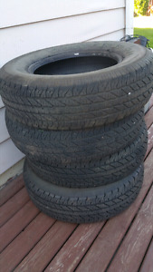 4 sets of tire