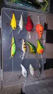 NEED GONE TODAY! fishing lures