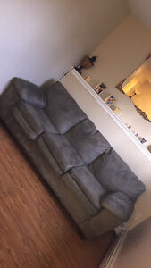 Like New Grey Couch