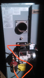 7 YRS old oil furnace 86000 BTU