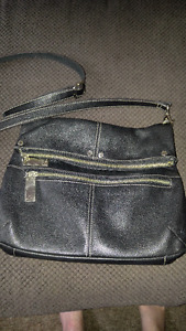 Tignanello crossbody Leather Purse