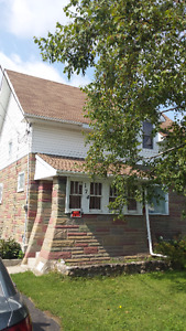 2 storey house  spacious and bright on double lot