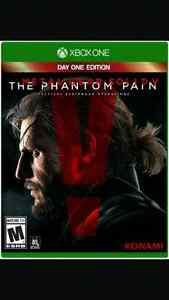 Exange mgs tpp xbox one for the same but ps4