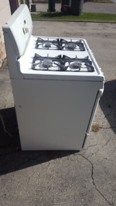 Good condition! Gas stove with oven