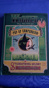 WICKED THE MUSICAL POP-UP COMPENDIUM (2009)