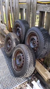 14 inch bridgestone blizzak tires studless