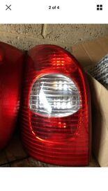 Citroen lights