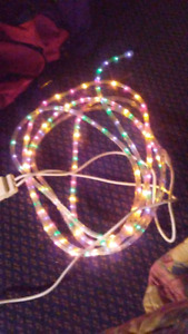 LED ROPE LIGHTS 25' ft