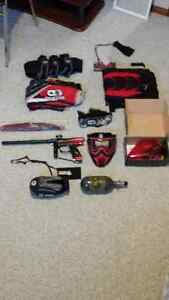 Paintball collection, $5 and up