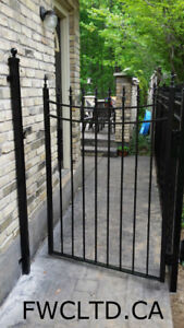 Wrought Iron Fence Buy Or Sell Decks Amp Fences In Ontario