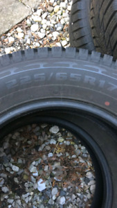 Kapsen Winter tires 225/65R17