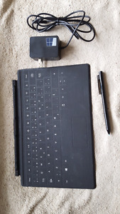 Clavier + stylo + chargeur