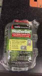 Cooper WIU-1 In-Use Weather Protective Cover
