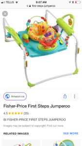 First Steps Jumperoo - Fisher Price