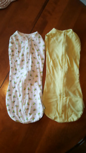 Brand new Swaddle pods