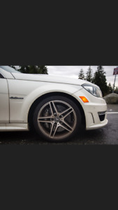 2012 Mercedes Benz C63 for sale
