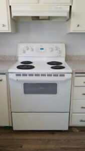 FOR SALE - OSHAWA STOVE, FRIDGE, DISHWASHER, RANGE HOOD