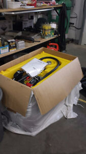 New 200L portable Fuel tank for sale with pump and nozzle Strathcona County Edmonton Area image 2