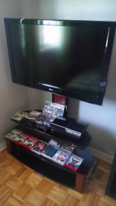 Play Station 3 and TV