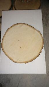 10 Rondins en bois