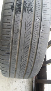 Summer Tires With Mags
