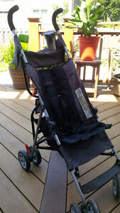Collapsible baby stroller by First Years