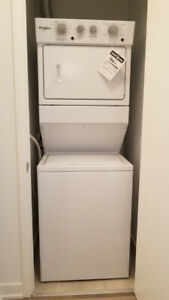 New Whirlpool YWET4027  Washer and Dryer Combo for Sale